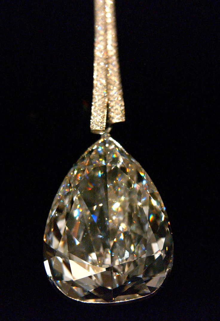 The eureka diamond - The Millennium Star Diamond