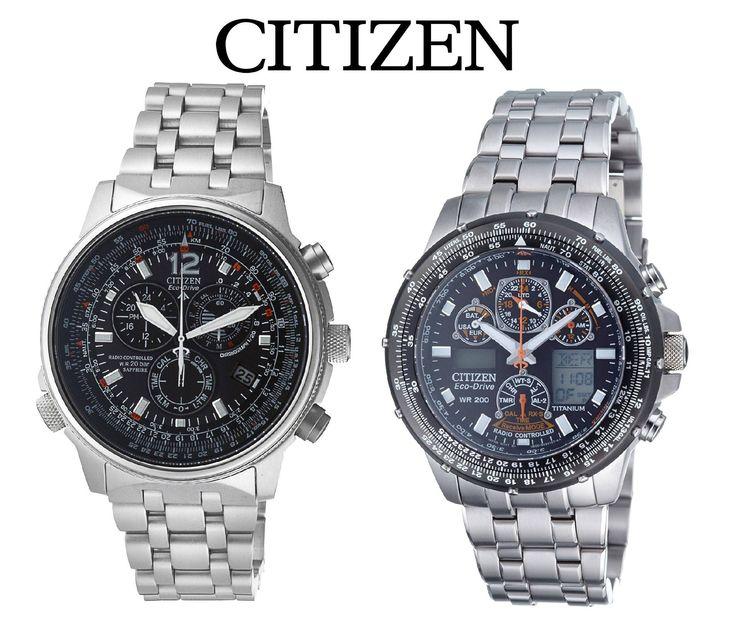 ⌚ Citizen Promaster Uhren ab 415,68€ (-24%) #uhr #herrenuhr #armbanduhr #citizen #menswear #fliegeruhr #chronograph