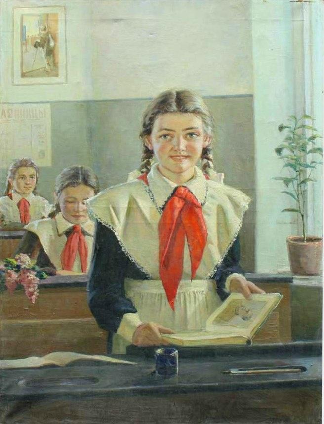 Советская школа картинки