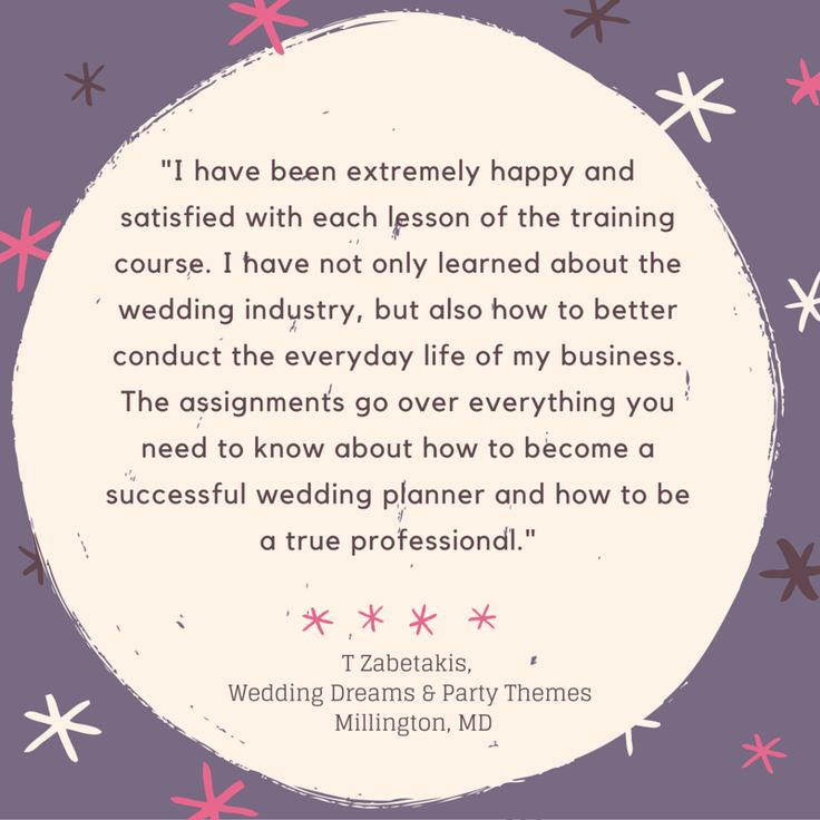7 best Fantastic Certified Wedding Planners images on Pinterest