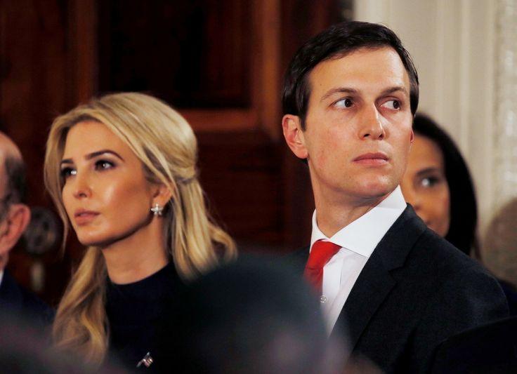 Jared Kushner and Ivanka Trump must go - The Washington Post