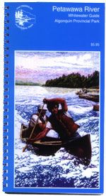 This guide has all the rapids on the Petawawa River diagramed and described, with class ratings and recommended passages through them. $9.95