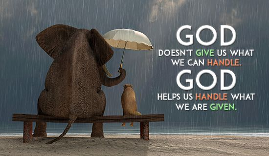 God will always be there for you! eCard - Free Facebook eCards Greeting Cards Online