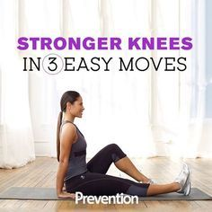 Protect your knees with these simple but effective moves.