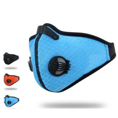 バイクマスク フェイスマスク  スキー スノーボード ウィンタースポーツ 自転車 アウトドア 砂塵防止用マスク  PM2.5対応マスク
