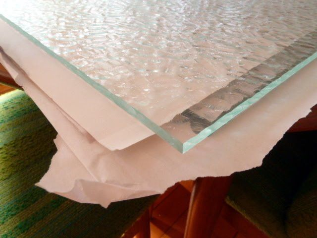 Decorative Glass: Fun and VJs: Arctic glass for casement windows.  I love Brismod's blog. She recommends Decorative glass based in West End (link in blog)