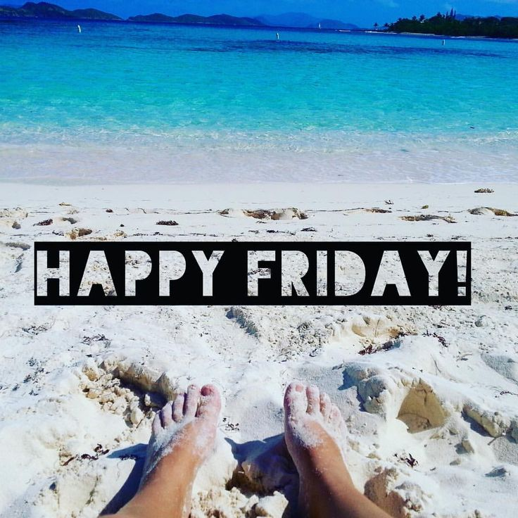 #happyfriday from St. Thomas, VI ☀️ What are your weekend plans? #caribbaconnect #stthomas #lindquistbeach