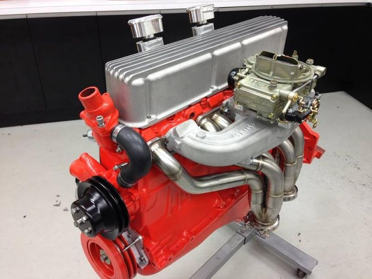 Tricked-out Chevy six cylinder engines - Page 31 - HOOKER ...