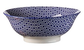 Buy Mum this stunning Arthouse 21cm Chiba Footed Bowl from Briscoes - it's on sale for half - price at only $9.99