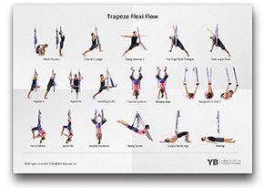 """Yoga Trapeze """"Flow"""" Video Tutorials – #Flow #Trapeze #Tutorials #video #yoga"""