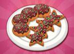 Perchè fare sempre gli stessi dolci, con la stessa solita forma? Per il pranzo di Natale, un'idea brillante è preparare dei dolcetti di varie forme. Ingrediente principale: Cioccolato!