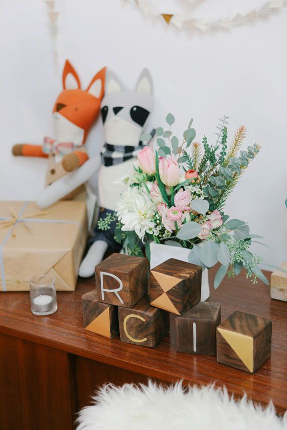 25 Best Ideas About Modern Baby Showers On Pinterest