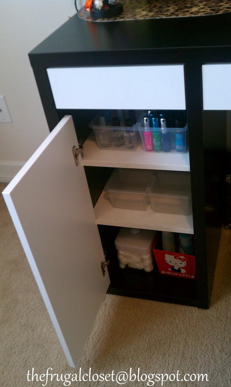 ikea micke desk w cabinet