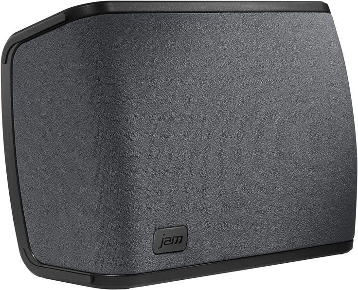 JAM - Rhythm Wireless Home Audio Speaker - Black