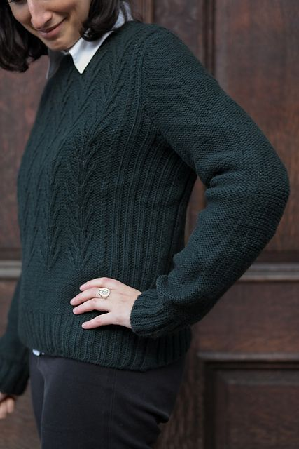 This pattern is available as part of the Traverse capsule collection ebook.