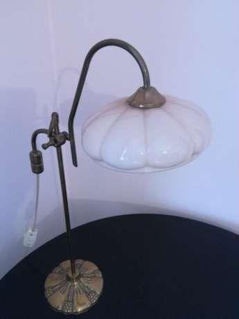 Lampa na biurko, antyk. Wczesne lata XX w. Bielsko-Biała - image 2