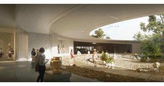 Museu do Chipre realiza concurso internacional para seu projeto de revitalização. Conheça um dos inscritos: a equipe não vê o museu apenas como ícone da arquitetura mas sim como uma intervenção público!  http://ift.tt/1GmxtuY.
