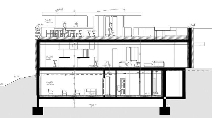 Galería de Club de Golf La Graiera / BC Estudio Architects - 21