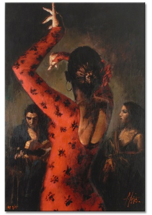 """FABIAN PEREZ  """"Tablado Flamenco"""""""