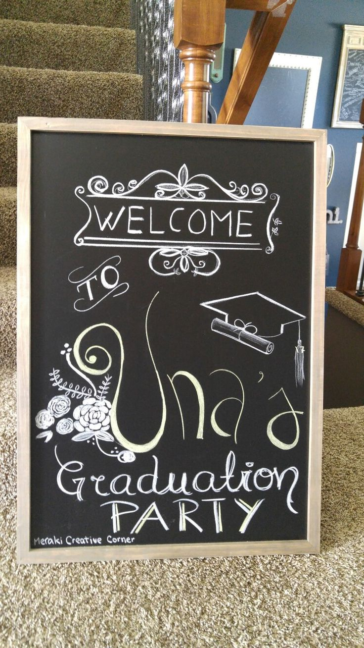 High School Senior Invitations