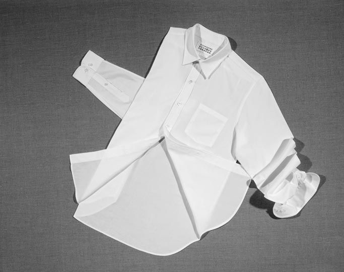White Shirts By Maurice Scheltens and Liesbeth Abbenes for Fantastic Man