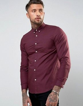 Men's Shirts | Long Sleeve & Going Out Shirts For Men | ASOS