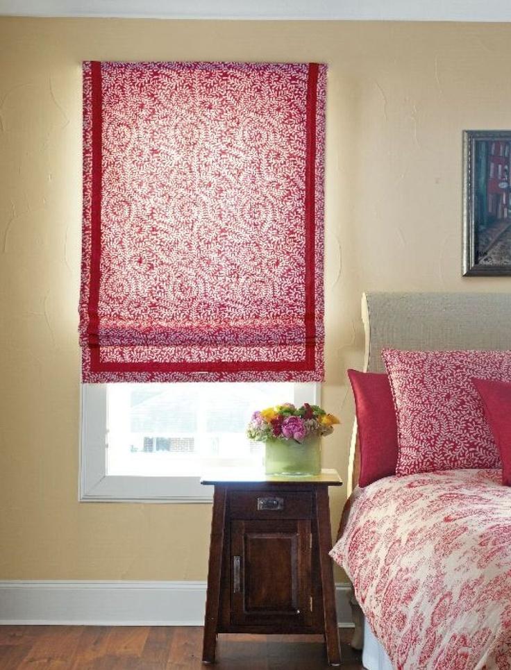 Bedroom Shades: Window Treatments