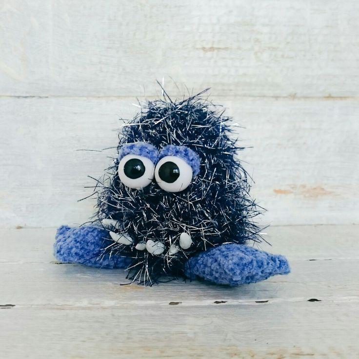 #Crochettiky #crocheted #monster #amigurumi #plushies