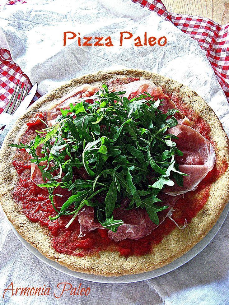 Armonia Paleo: Pizza Paleo
