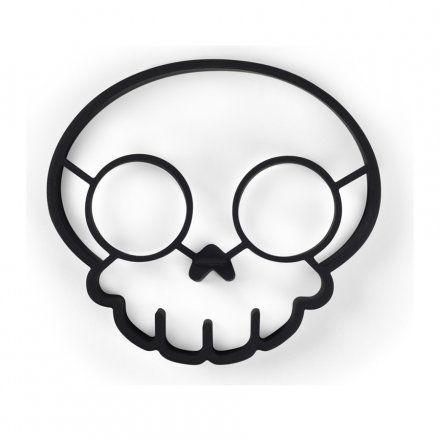 Invotis Spiegeleiform Totenkopf Funny Side Up Skull