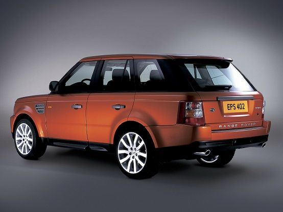 Range Rover Sport Supercharged (2005 – 2008).
