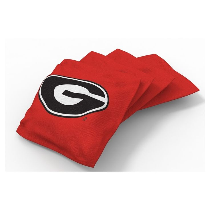Bean Bag Toss Wild Sports, Georgia Bulldogs