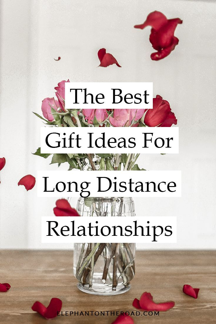 The Best Gift Ideas For Long Distance Relationships | Relationships ...