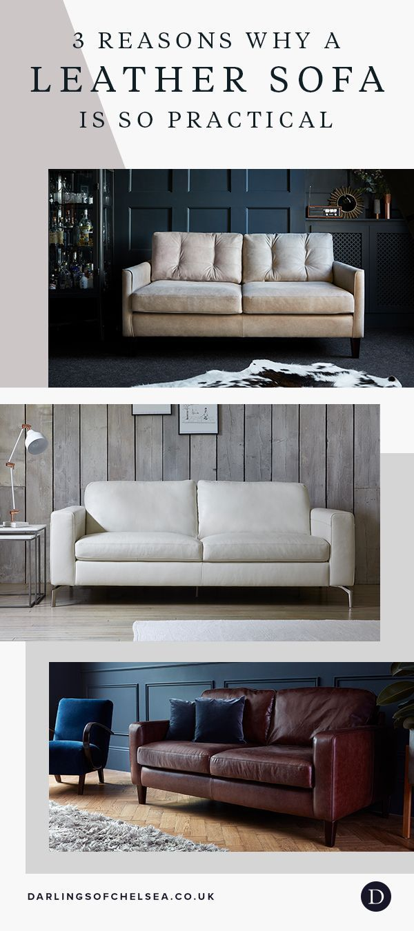 Three Reasons Why A Leather Sofa Is So Practical In 2020 Modern Leather Sofa Leather Corner Sofa Leather Interior Design