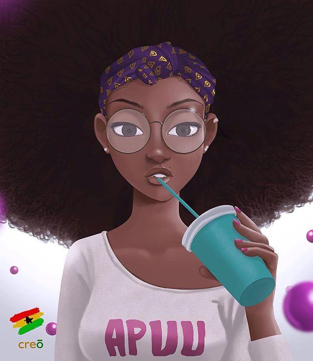 #creō #Ghanaba #Apuu