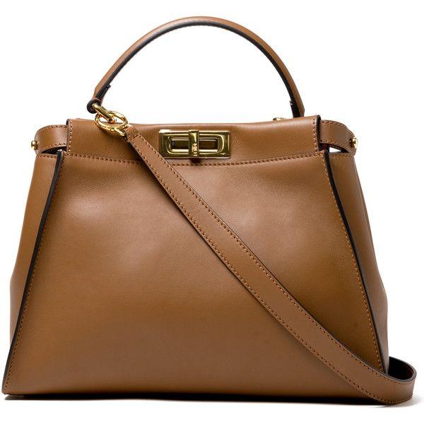 2c94543b28 ... amazon fendi kaboo mini liquéd embroidered leather shoulder bag 72018  dd72a