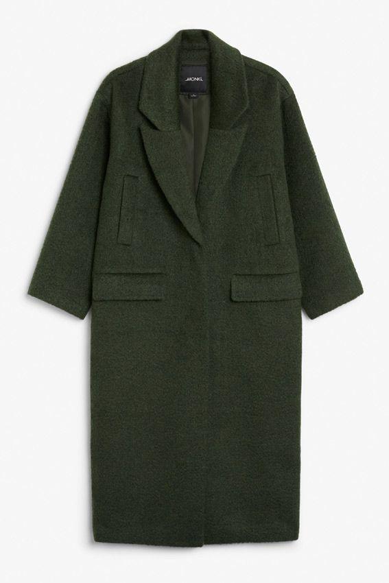 Abrigos largos para mujeres bajas