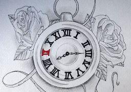 Clock Drawing Clock Drawing Clock Tattoos Tattoo Designs Tattoo
