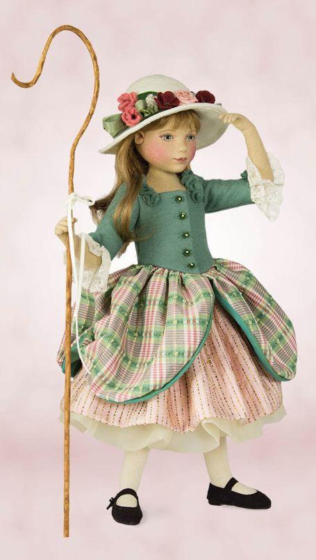 little bo peep ~ by doll artist maggie iacono