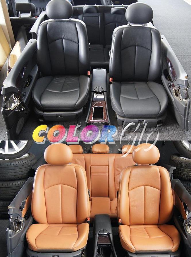 Cambio colore interni della tua auto con Color Glo!!!!