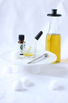 earache remedy - homemade ear drops