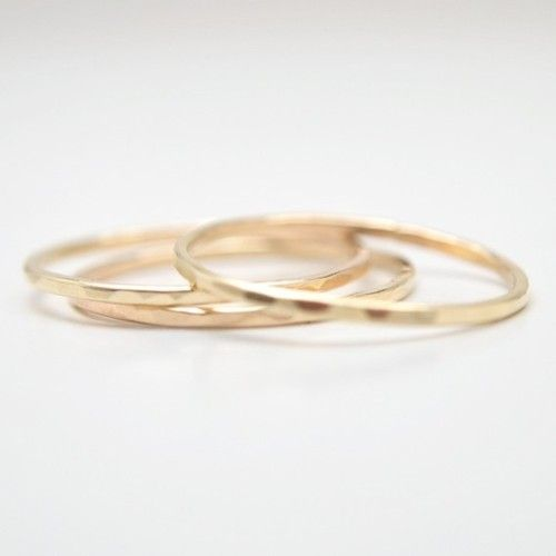banglesStackable Rings, Favors Jewelry, Style, Stacked Rings, Slim Stacked, Gold Rings, Stacking Rings, Accessories, Gold Bangles