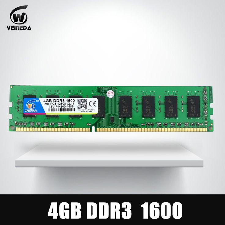 Dimm Ram DDR3 2 gb/4 gb/8 gb Tüm Intel Ve AMD Için 1600 PC3-12800 Bellek Ram masaüstü Uyumlu ddr 3 1333 Ram