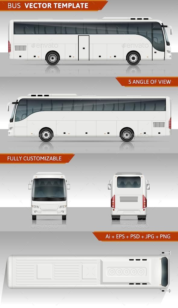 Coach Bus Vector Template School Bus Games Bus Bus Games