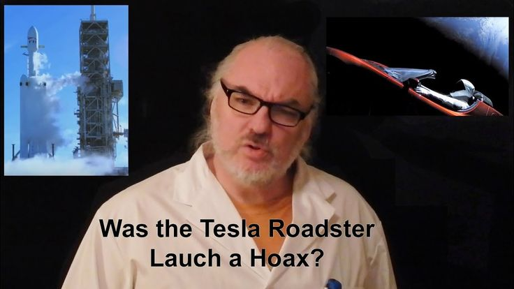 Was the Tesla Roadster Launch a Hoax?