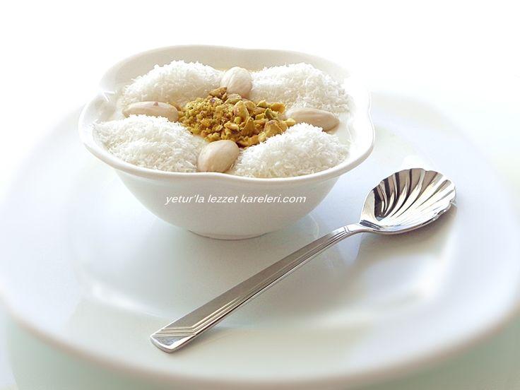 malzemelerimiz:   4 su bardağı süt  1 su bardağı şeker (damak tadınıza göre ayarlayın)  1 çay bardağı ağartılıp az şeker ile birlikte h...
