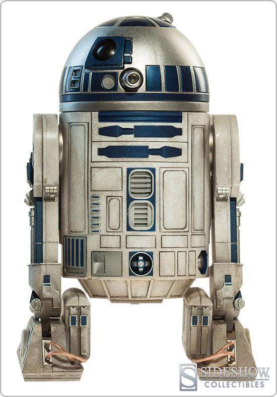 サイドショウ・コレクタブルズ社スターウォーズ好きは持っていたい。R2-D2。サイドショウ フィギュア