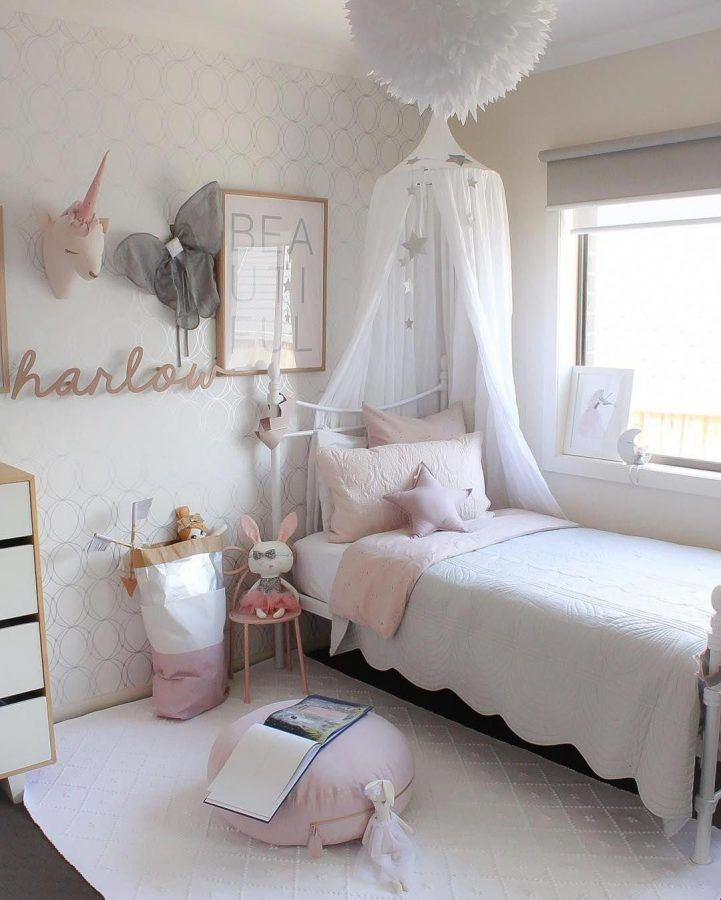43 Lovely And Cute Bedroom Ideas Images Decor Accessories Cute Bedroom Ideas Small Room Bedroom Girl Room