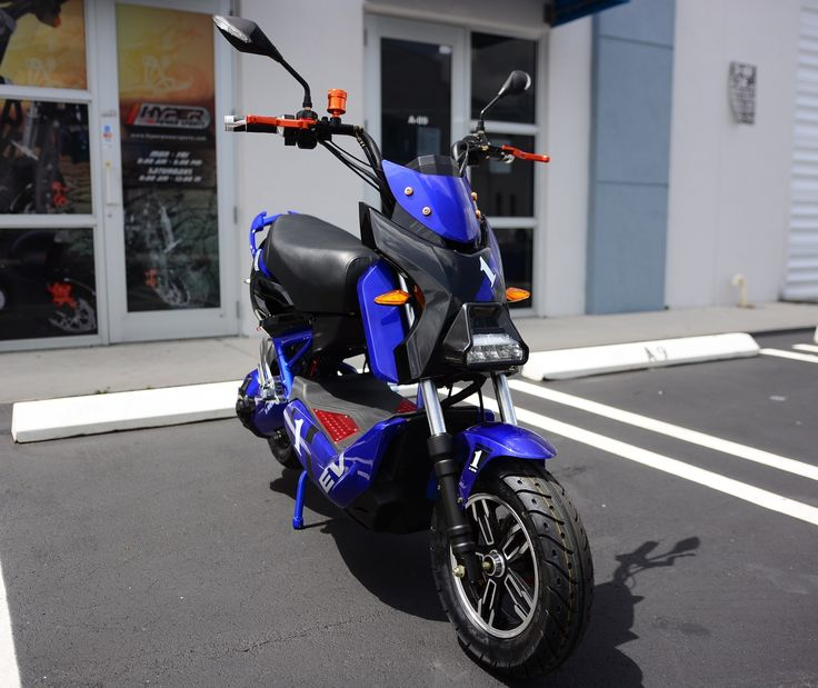 If you are planning to buy an #electricscooter soon, you should always consider online since a large number of online shops now sell #electricscooters. And for the best deals, you should always choose www.hyperpowersports.com.