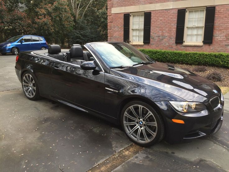Awesome Great 2009 BMW M3  2009 BMW M3 convertible 2017/2018